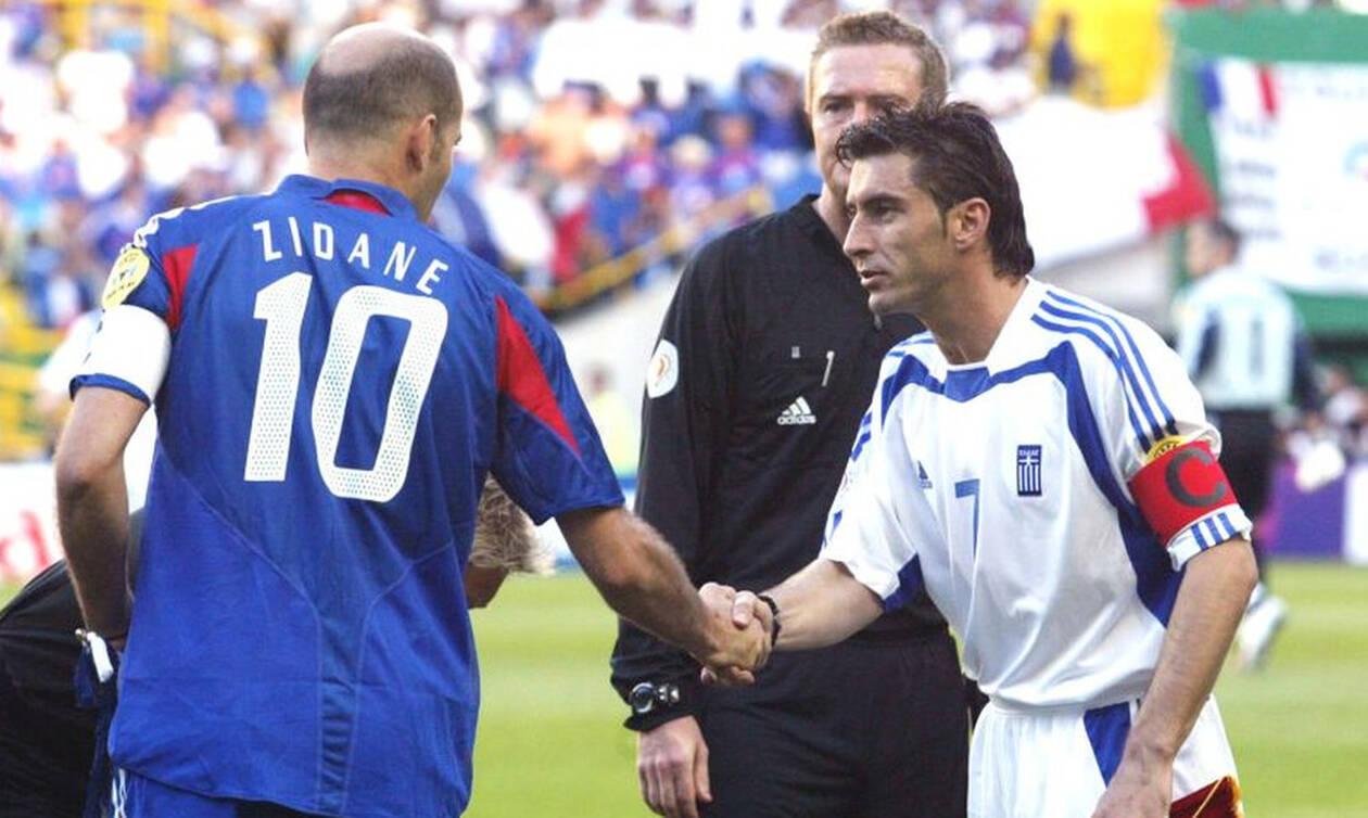 Πέρασαν 15 χρόνια από το Ελλάδα - Γαλλία 1-0 για το Euro 2004!