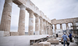 Τεράστιος κίνδυνος: Η κλιματική αλλαγή απειλεί την Ακρόπολη και άλλα αρχαία μνημεία