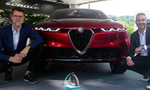 H Alfa Romeo Tonale κατακτά το βραβείο «Car Design Award 2019»