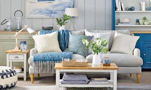 14 ιδέες διακόσμησεις που θα κάνουν το σαλόνι σου να θυμίζει καλοκαίρι