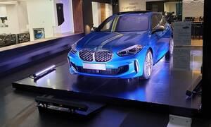 Η νέα BMW Σειρά 1 στην BMW Σφακιανάκης!