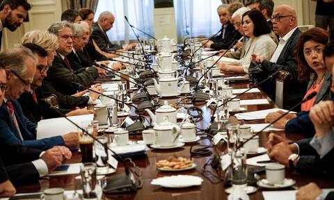 Τι ειπώθηκε στο ΕΣΕΠ για Τουρκία και κυπριακή ΑΟΖ