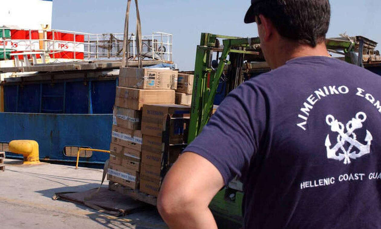Πειραιάς: Βρέθηκαν πάνω από 1,4 εκατ. «χάπια των τζιχαντιστών»
