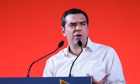 Τσίπρας: Ο Μητσοτάκης αποφεύγει το debate για να κρύψει το πρόγραμμά του