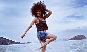 Η Μαρία Σολωμού «έριξε» το Instagram - Η αρετουσάριστη φωτό με μαγιό που πρέπει να δείτε