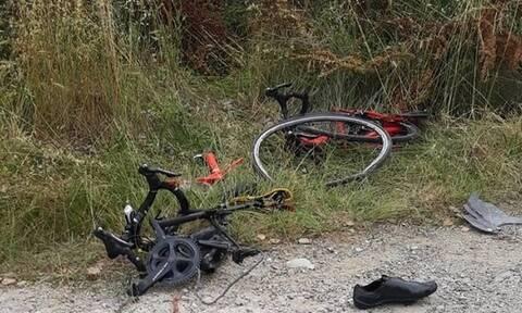 Δυστύχημα Πτολεμαΐδα: Δεν φρέναρε η οδηγός, κόπηκαν στα δύο τα ποδήλατα (vid)