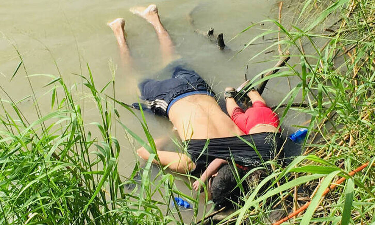 Συγκλονίζει η μητέρα του μετανάστη που πνίγηκε αγκαλιά με την κόρη του