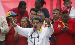 Νέα κρίση στη Βενεζουέλα: Ο Μαδούρο δήλωσε ότι απετράπη απόπειρα πραξικοπήματος