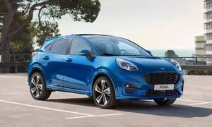 Νέο Ford Puma: Είναι SUV, σχεδιασμένο από Έλληνα και με 155 ίππους από 1.000 κυβικά