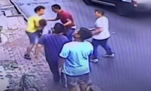 Συγκλονιστικό video: Έπιασε 2χρονο κοριτσάκι που έπεσε από το παράθυρο