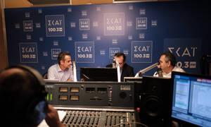 Μητσοτάκης στο ΣΚΑΪ: Εύχομαι ο κ.Τσίπρας να έχει μάθει κάτι από τα λάθη του