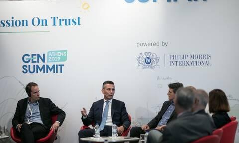 GEN Summit 2019:Πώς θα αντικατασταθεί η εμπιστοσύνη σε επιχειρήσεις, ΜΜΕ και εταιρείες δημοσκοπήσεων