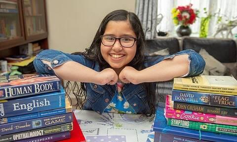 Αυτή είναι η 11χρονη που έχει τρελάνει τους ειδικούς - Δείτε τον λόγο (pics+vid)
