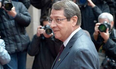 Анастасиадис направил письмо генсекретарю ООН с просьбой возобновить переговоры по объединению Кипра
