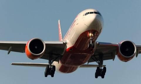 Τρόμος πάνω από το Λονδίνο: Έκτακτη προσγείωση αεροπλάνου συνοδεία μαχητικών