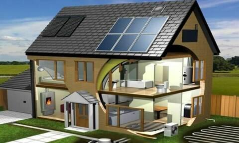 Ανακαινίστε το σπίτι σας ακόμη και με 104 ευρώ το μήνα και γλιτώστε ρεύμα και πετρέλαιο