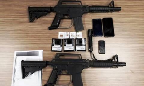Τρόμος στη Σαλαμίνα: Αρνήθηκε να πληρώσει «προστασία» και βγήκαν μαχαίρια και όπλα