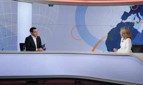 Αλέξης Τσίπρας: Ο Μητσοτάκης κρύβει τι θα κάνει με το ασφαλιστικό