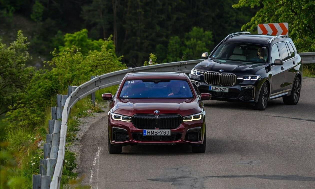 BMW 7 & X7: Big is Beautiful