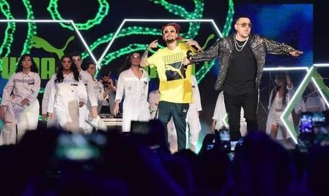 Σάλος στα MAD Awards: Έπαιξαν μπουνιές πασίγνωστοι τραγουδιστές
