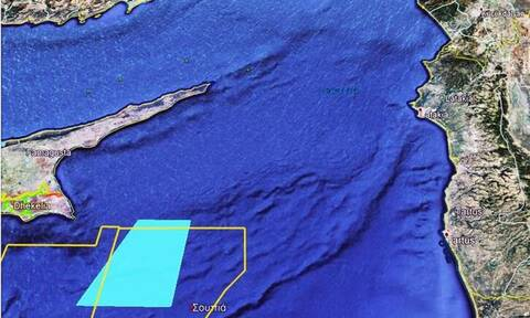 Κύπρος: Με Navtex στην κυπριακή ΑΟΖ απαντά στις προκλήσεις της Τουρκίας