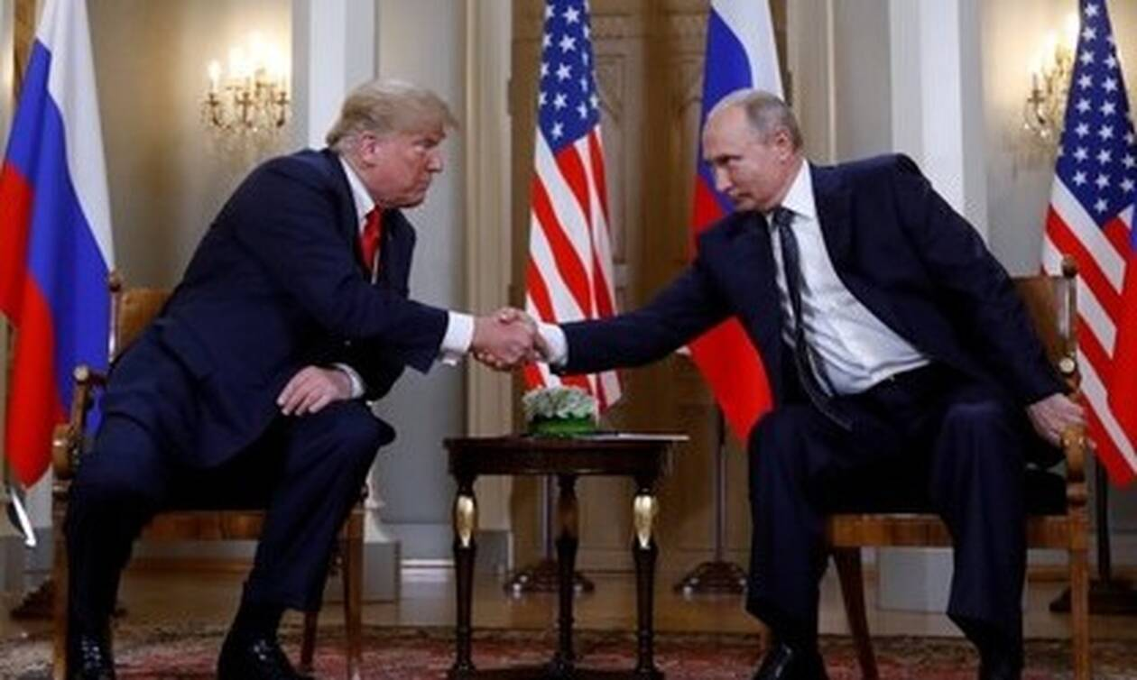 Трамп в шутку попросил Путина не вмешиваться в выборы в США