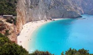 «Порто кацики» вошел в десятку самых живописных пляжей в мире