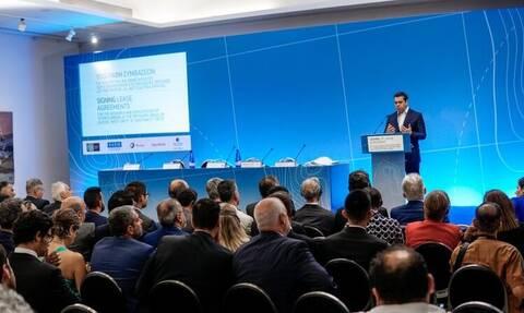 Греция подписала контракт с международным консорциумом на проведение геологических исследований