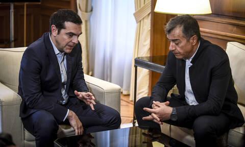 Θεοδωράκης για Τσίπρα: Δεν είχαμε ούτε μυστικές επαφές ούτε μυστικές συμφωνίες