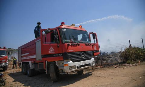 Υψηλός κίνδυνος πυρκαγιάς το Σάββατο - Σε «πορτοκαλί» συναγερμό και η Αττική