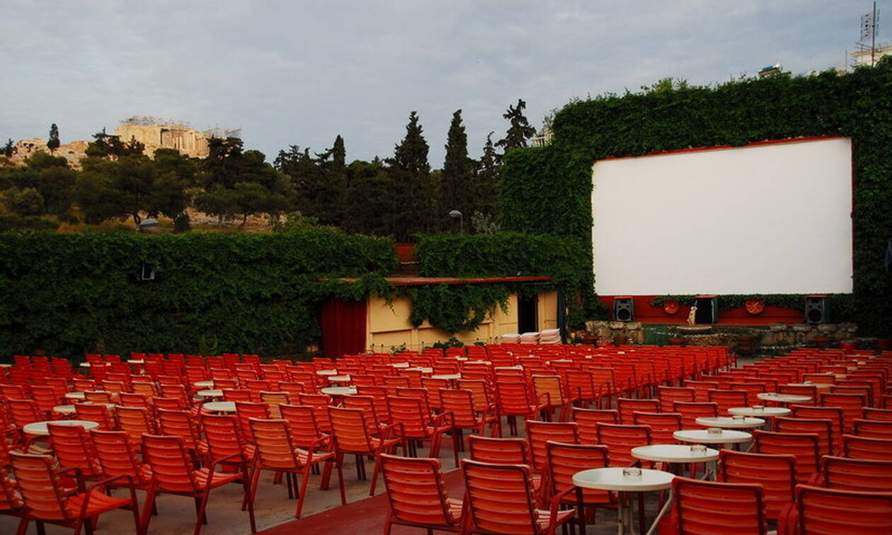 Τα πιο όμορφα θερινά σινεμά στην καρδιά της πρωτεύουσας (pics)