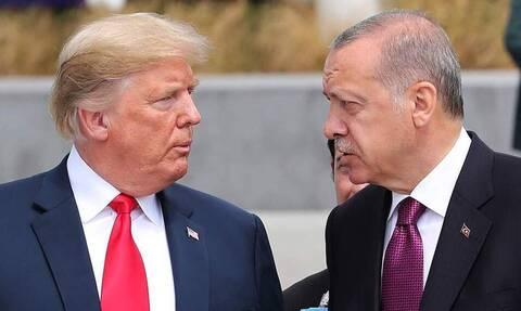 «Κουτοπονηριές» Ερντογάν: Νταηλίκια με τους S-400 και... τεμενάδες στον Τραμπ