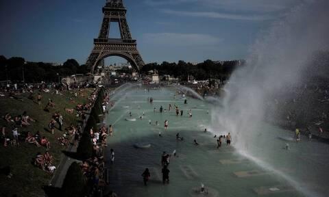 Ημέρες «κόλασης» στην Ευρώπη: Τι προκαλεί τον φονικό καύσωνα (pics+vid)