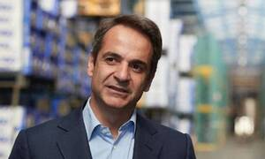 The key issue of the elections is the country's unity, Mitsotakis says