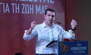 PM Tsipras: The ballot boxes will be empty on July 7; hope will defeat arrogance and pride