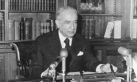 Σαν σήμερα το 1899 γεννήθηκε ο φιλόσοφος και Πρόεδρος της Ελληνικής Δημοκρατίας Κωνσταντίνος Τσάτσος