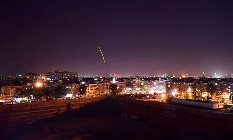 Συρία: Τέσσερις νεκροί από βομβαρδισμούς του Ισραήλ σε κατοικημένη περιοχή της Δαμασκού