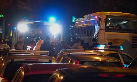 Αττική: Τροχαίο ατύχημα με τρεις τραυματίες στην Κηφισίας