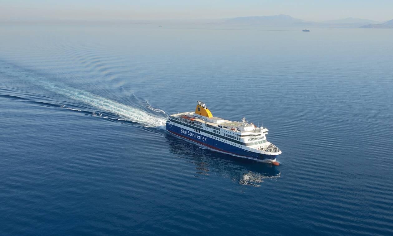 Blue Star Ferries: Οι ακτοπλοϊκές γραμμές που ενώνουν τη νησιωτική Ελλάδα