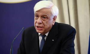 Παυλόπουλος: «Οι γείτονες οφείλουν να σεβαστούν τα σύνορα, το έδαφος και την ελληνική ΑΟΖ»