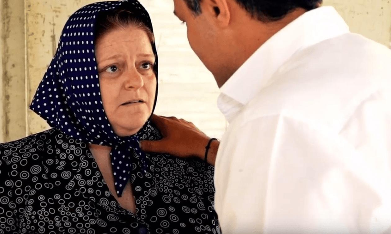 Εκλογές 2019: Το σποτ υποψήφιου βουλευτή της ΝΔ με Καζαντζίδη που τα «σπάει»