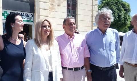 Εκλογές 2019-Γεννηματά: «Βγαίνουν στη φόρα μυστικά που ενώνουν ΣΥΡΙΖΑ και ΝΔ»