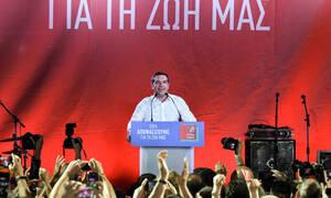 Εκλογές 2019 - Τσίπρας: Προεκλογική συγκέντρωση στις 4 Ιουλίου στη Θεσσαλονίκη