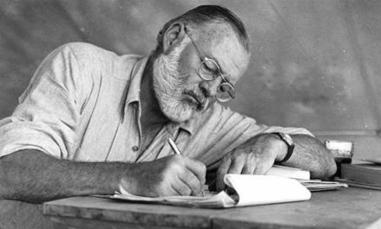 Σαν σήμερα το 1961 πεθαίνει ο βραβευμένος με Νόμπελ Αμερικανός συγγραφέας Έρνεστ Χέμινγουεϊ