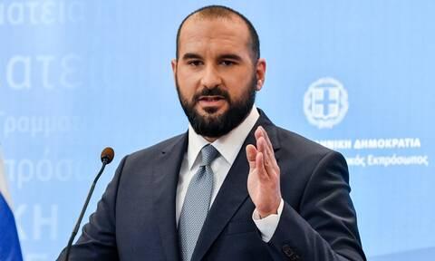 Τζανακόπουλος: Υποκριτική η στάση της ΝΔ στο θέμα της Συμφωνίας των Πρεσπών