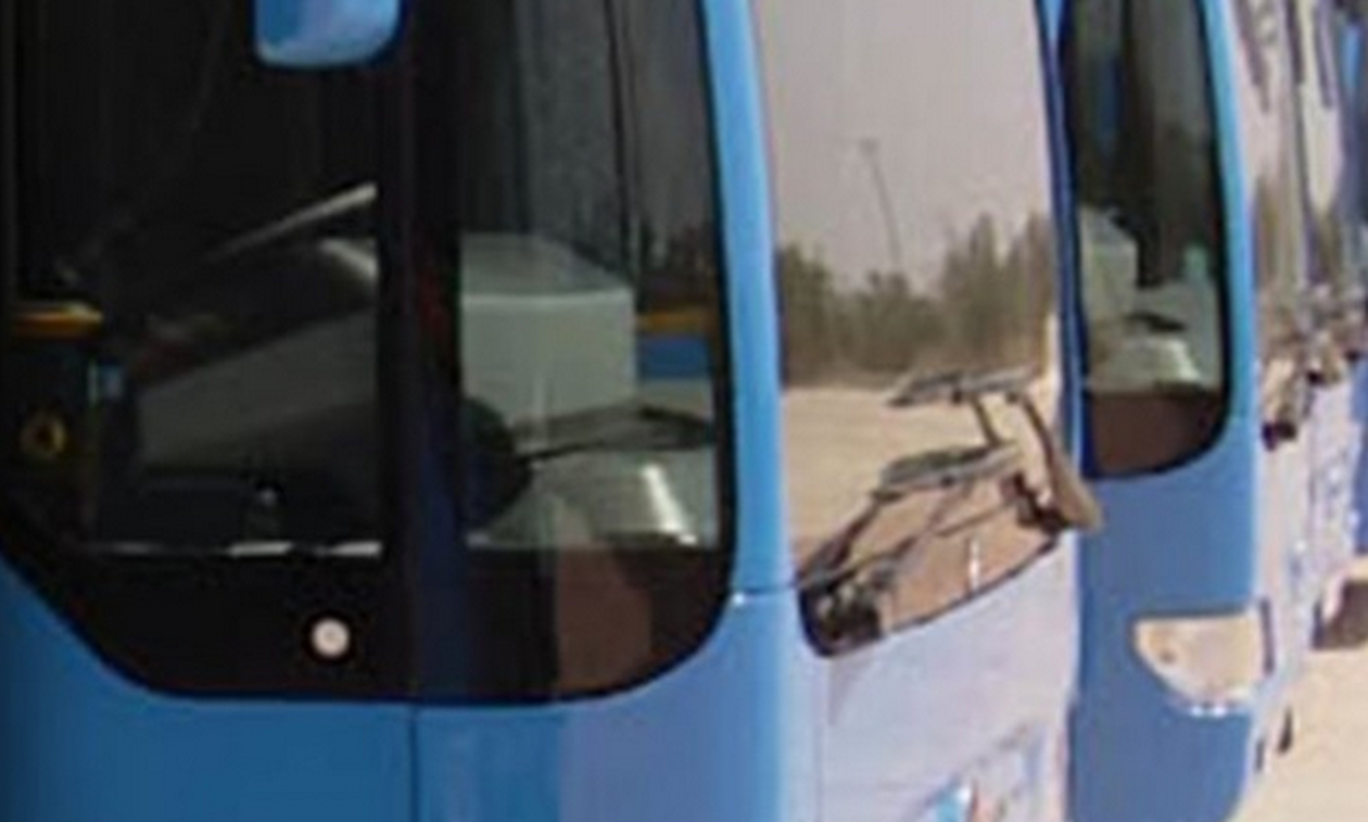 На Кипре бастуют водители автобусов Ларнаки
