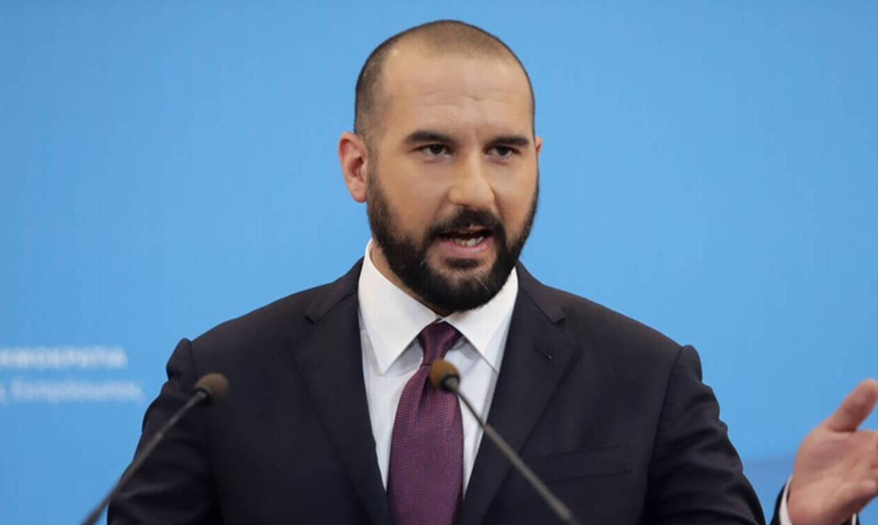 ND's plan puts a bomb at social security system's foundations, Tzanakopoulos says