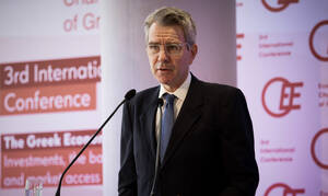 US Ambassador Pyatt: Greece and US dedicated to deepening bilateral relations