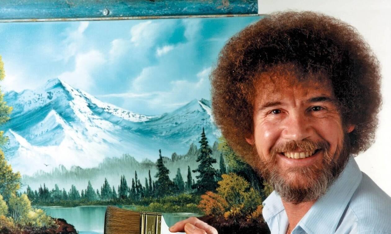 Εσύ ήξερες τι δουλειά έκανε ο Μπομπ Ρος πριν γίνει ζωγράφος; (pics)