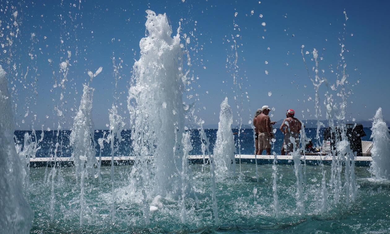 Καιρός: Πλησιάζει θερμή εισβολή – Πού θα «χτυπήσει κόκκινο» ο υδράργυρος (pics+vid)